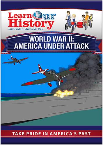 World War Two: America Under Attack
