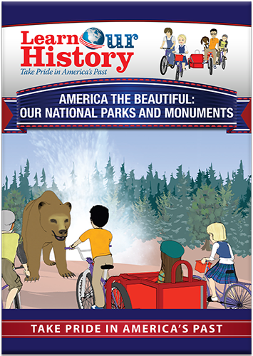 America The Beautiful: Our National Parks And Monuments