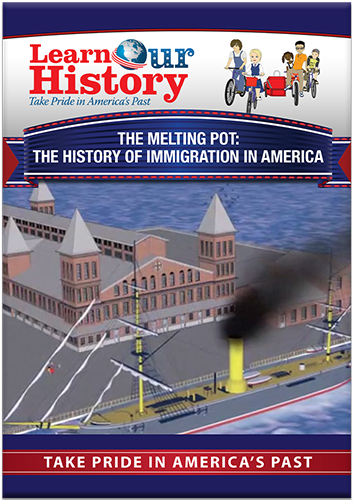 The Melting Pot: The History of Immigration In America