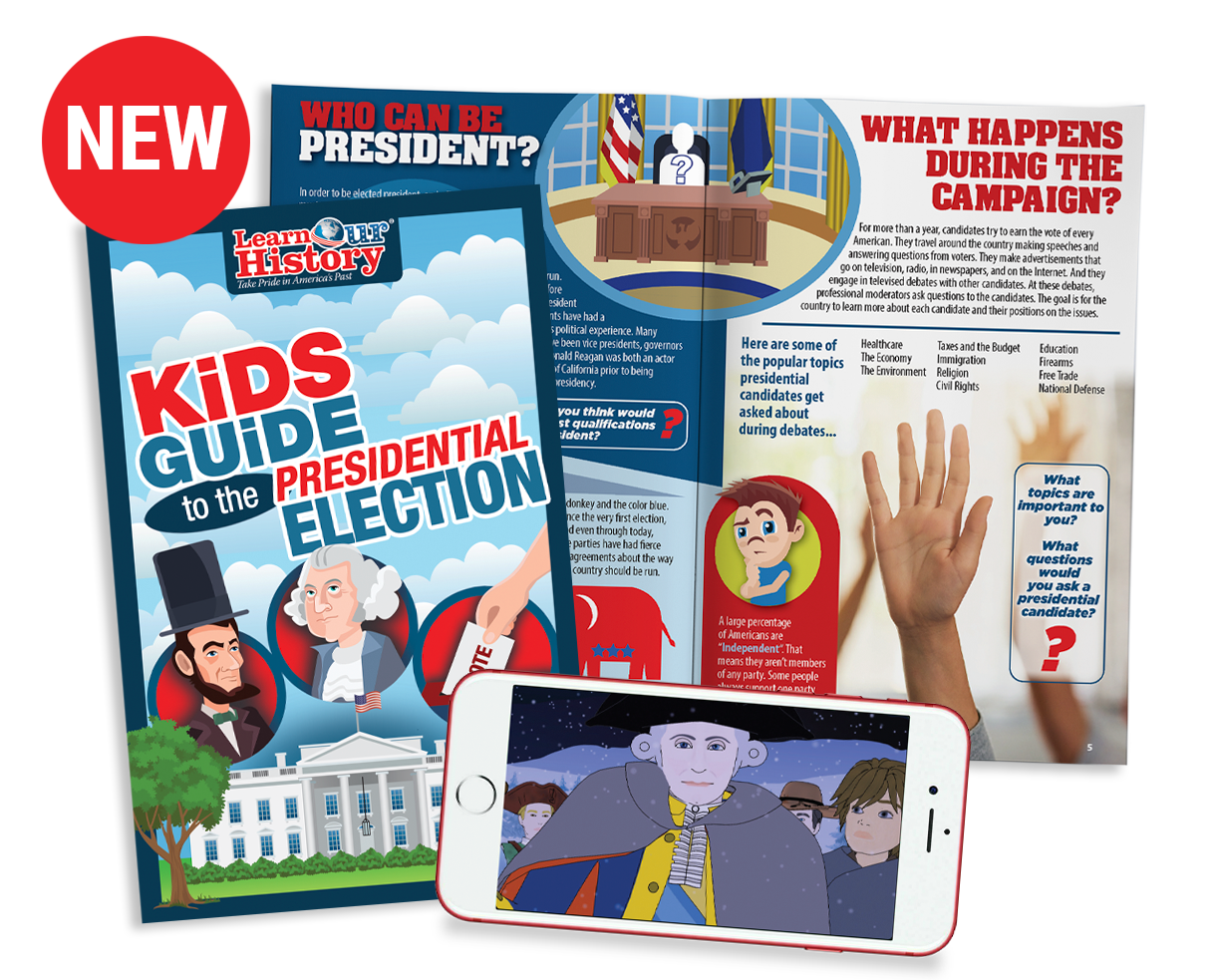 The Kids Guide to the Presidential Election