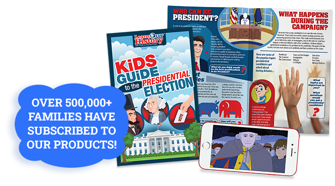 Over 500,000+ Families have subscribed to our products!