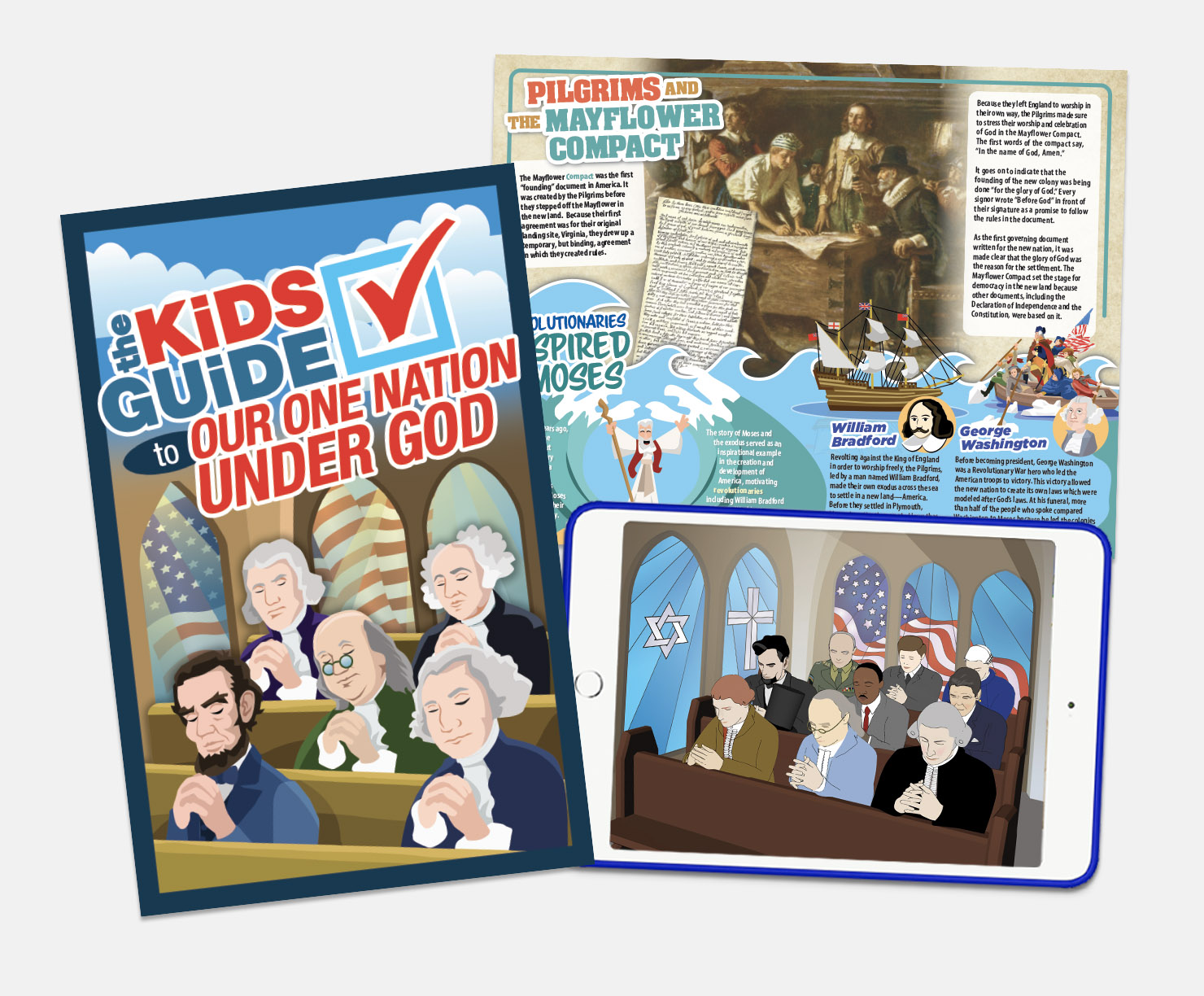 streaming lessons about American history for kids